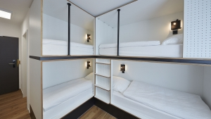 4-Bed-Room with Shower/WC